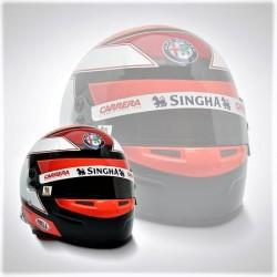 Mini casque 1/2 Kimi Räikkönen 2019
