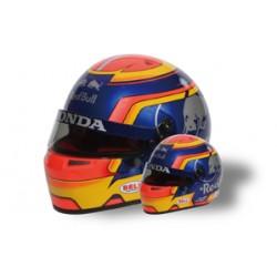 2019 Alexander ALBON mini helmet