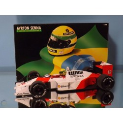 McLaren MP4/4 Ayrton Senna 1988 Champion du Monde