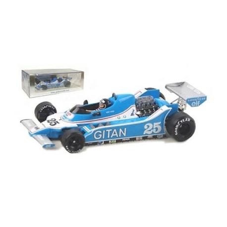Ligier JS11 Jacky ICKX 1979