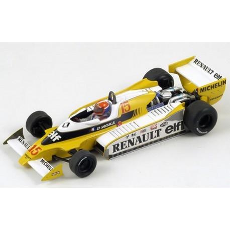 Renault RS11 Jean-Pierre Jabouille 1979