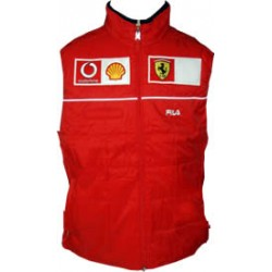 2002 Ferrari Vest with MARLBORO branding