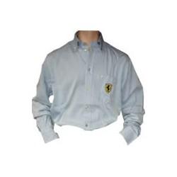 Lightblue Ferrari Team Shirt