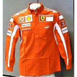 Chemise personnelle Michael Schumacher / Ferrari 2006