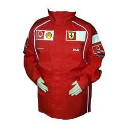 2002 Ferrari Parka Jacket