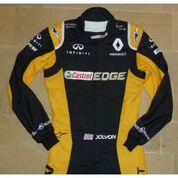 2017 Jolyon PALMER / RENAULT F1 race suit