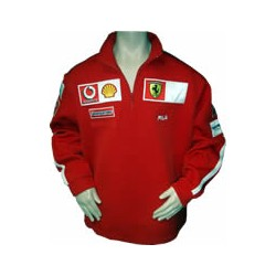 2003 Ferrari pullover with zip (superb item)