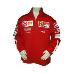 2003 Ferrari pullover with zip with MARLBORO branding (superb item)