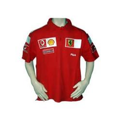 2003 Ferrari Polo Shirt