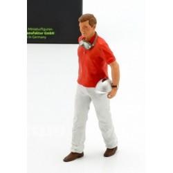 Graf Berghe Von Trips figurine