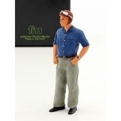 Figurine Juan Manuel FANGIO