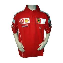 2004 Ferrari Polo Shirt