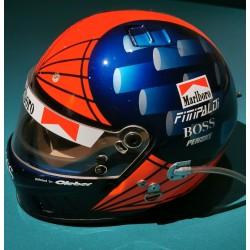 1995 Emerson FITTIPALDI / PENSKE Indy helmet