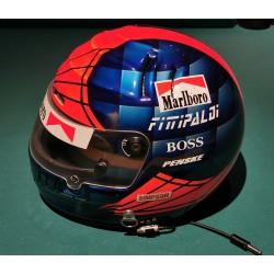 1991 Emerson FITTIPALDI / Penske helmet