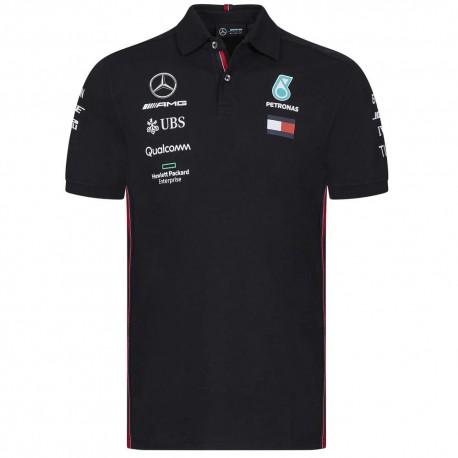 Mercedes AMG F1 Team Replica Polo