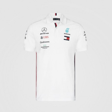Polo replica Team Mercedes AMG F1