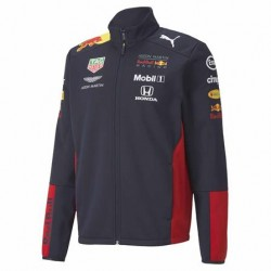 Red Bull Racing Team Softshell Jacket 2020
