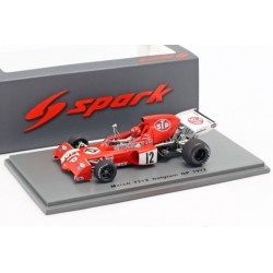 March 721X Niki LAUDA GP de Belgique 1972