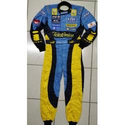 2006 Giancarlo FISICHELLA racesuit