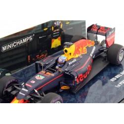 Red Bull RB12 D.Ricciardo 1ère Pole Position
