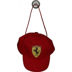 Ferrari miniature Cap with sucker
