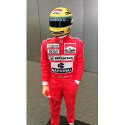 Figurine Ayrton SENNA / McLaren