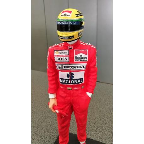 Ayrton SENNA / McLaren figurine