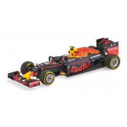 Red Bull RB12 Max Verstappen 1st F1 win