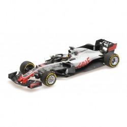 Haas F1 VF-18 R.Grosjean
