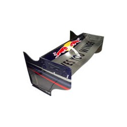 RED BULL RACING RBR R2 complete Rear Wing assembly