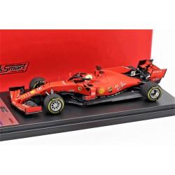 Ferrari SF90 1000ème GP en Chine 2019