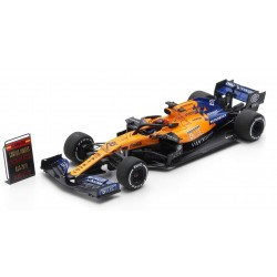 McLaren MCL34 100ème GP Carlos Sainz