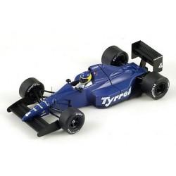 Tyrrell 018 Michele Alboreto Mexico GP 1989