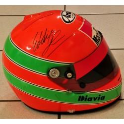 Eddie IRVINE / Jordan GP used helmet
