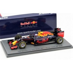 Red Bull RB12 Max Verstappen Winner Spain GP 2016