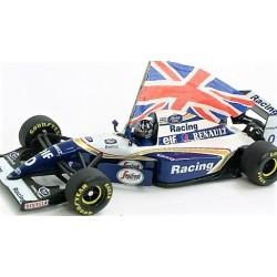 Williams FW16 D.Hill , vainqueur GP d'Angleterre 1994