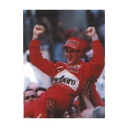 Michael SCHUMACHER '1996-2012