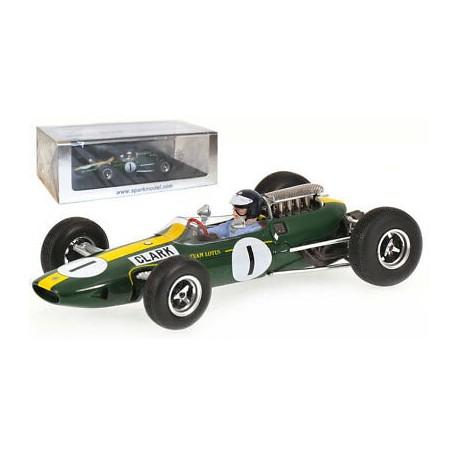 Lotus 33 Jim CLARK winner 1965 Germany GP