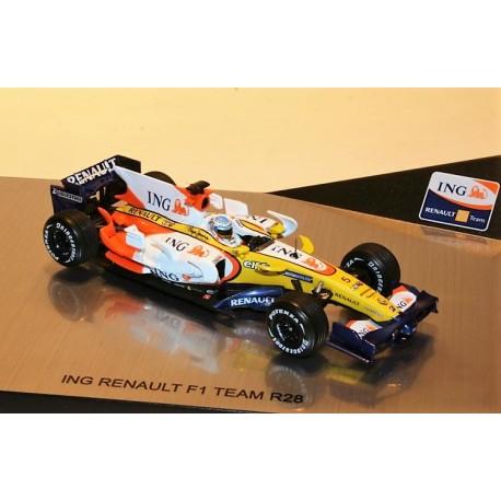 Renault F1 R28 Fernando Alonso