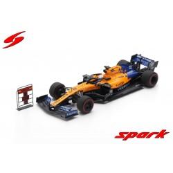 McLaren MCL34 Carlos SAINZ