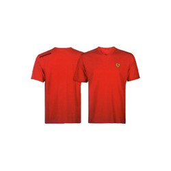 "T-Shirt ""Basic V-Neck"" Ferrari"