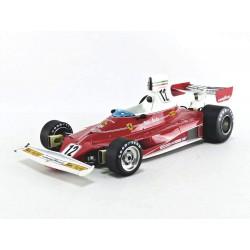 Ferrari F1 312T Niki Lauda Champion du monde 1975