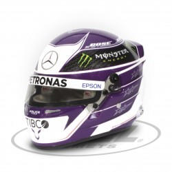 Mini casque échelle 1/2 Lewis Hamilton 2020