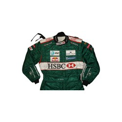 2004 JAGUAR mechanic's suit