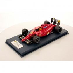 Ferrari 641 Alain Prost 100ème victoire Ferrari en F1, GP de France 1990