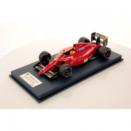 Ferrari 641 Alain Prost 100th Ferrari F1 victory ,1990 French GP