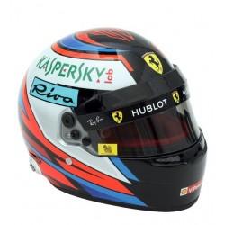 2018 Kimi Räikkönen/ Ferrari 1/2 scale mini helmet