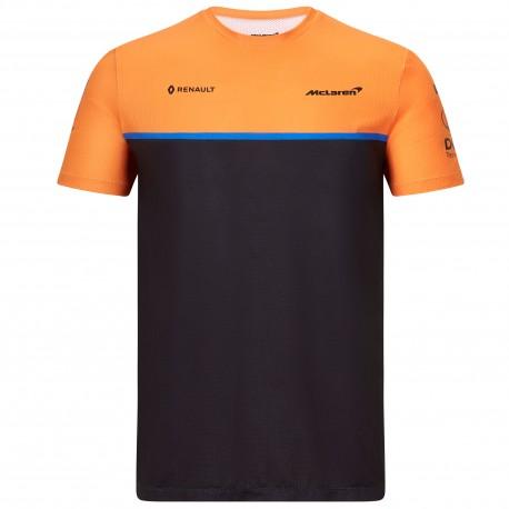 T-Shirt McLaren Team Set Up