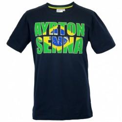 T-Shirt Ayrton Senna Brazil
