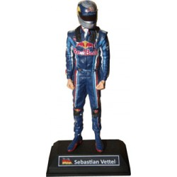 Sebastian VETTEL / RED BULL RACING 2010,  1/12th scale
